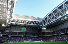 Tele2 Arena. Foto: Sören Andersson