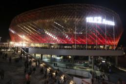 Tele2 arena invigning