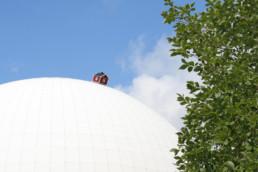 Stuga på Ericson Globe