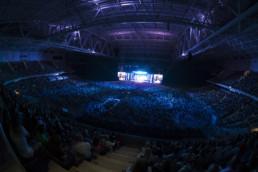 Konsert på Tele2 Arena